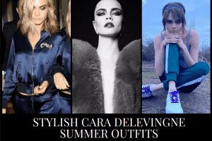 30 Most Stylish Cara Delevingne Summer Outfits This Season