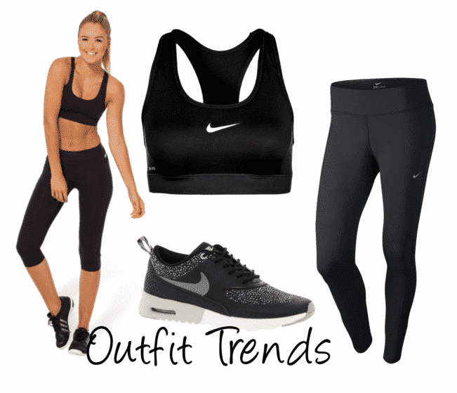 cool-Yoga-outfits-for-girls 15 Cool Summer Sports /Workout Outfits For Women