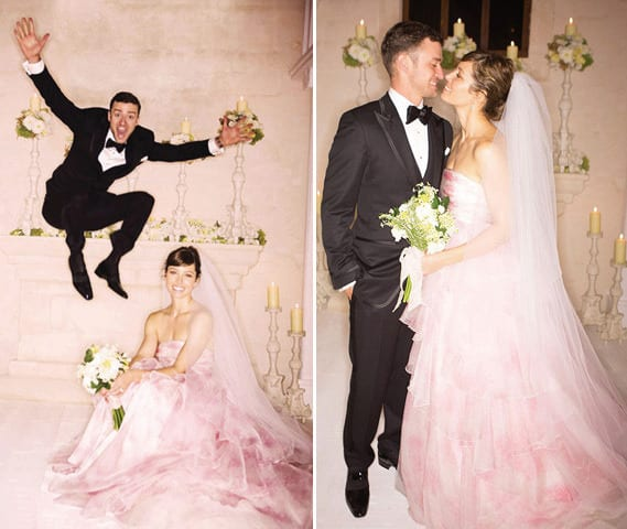 jessica 10 Celebrities Who Wore World Most Expensive Wedding Dresses