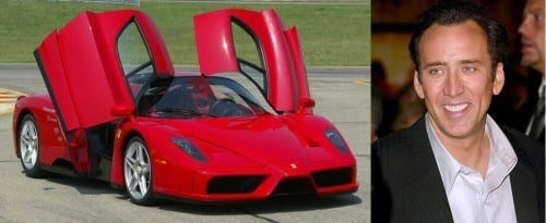 nicolas-500x205 Top 5 Female Celebrities With Most Expensive Cars in World
