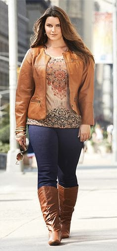 p2 27 Stunning Spring Outfits Ideas for Plus Size Ladies