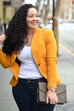 p7 27 Stunning Spring Outfits Ideas for Plus Size Ladies