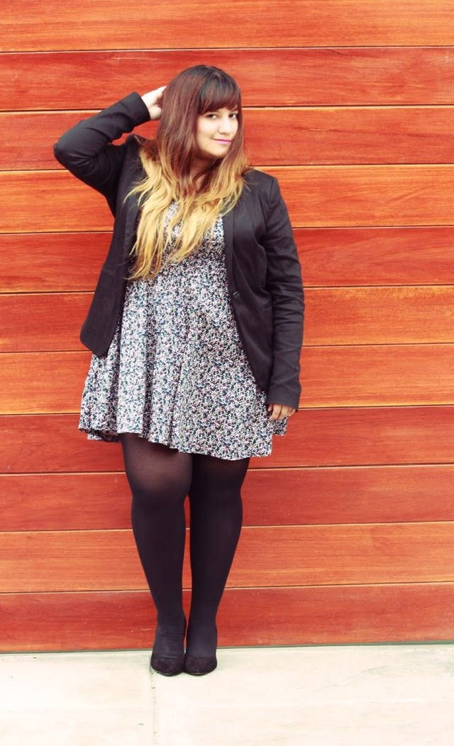 plus-size-outfit-with-blazer 27 Stunning Spring Outfits Ideas for Plus Size Ladies