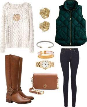 winter-outfits-with-long-boots 17 Latest Style Winter Outfit Combinations for Teen Girls