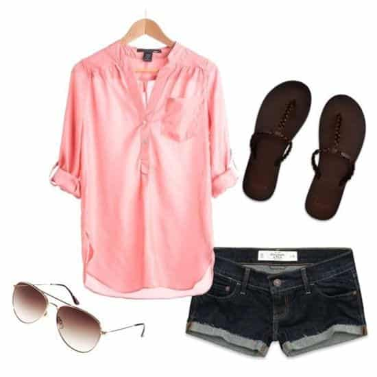 24944183fd71cf508b4638afb7337843 Cute Pink Outfits-20 Best Dressing Ideas with Pink Outfits