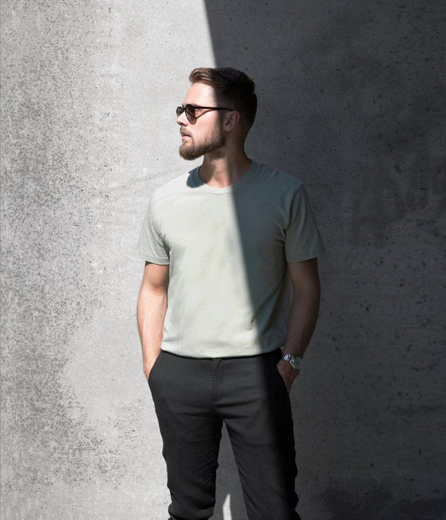 36770554_298566980688116_4667303723196743680_n-878x1024 Cute Outfits for Skinny Guys - Styling Tips With New Trends