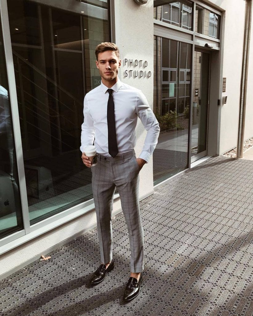 37815410_1498785496889643_6211398702955757568_n-820x1024 Cute Outfits for Skinny Guys - Styling Tips With New Trends