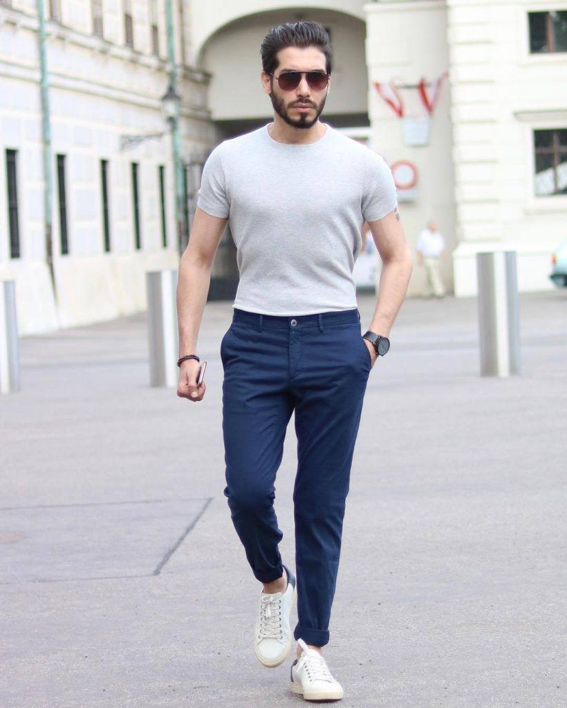 39140818_507493846368587_7406694801581539328_n-820x1024 Cute Outfits for Skinny Guys - Styling Tips With New Trends