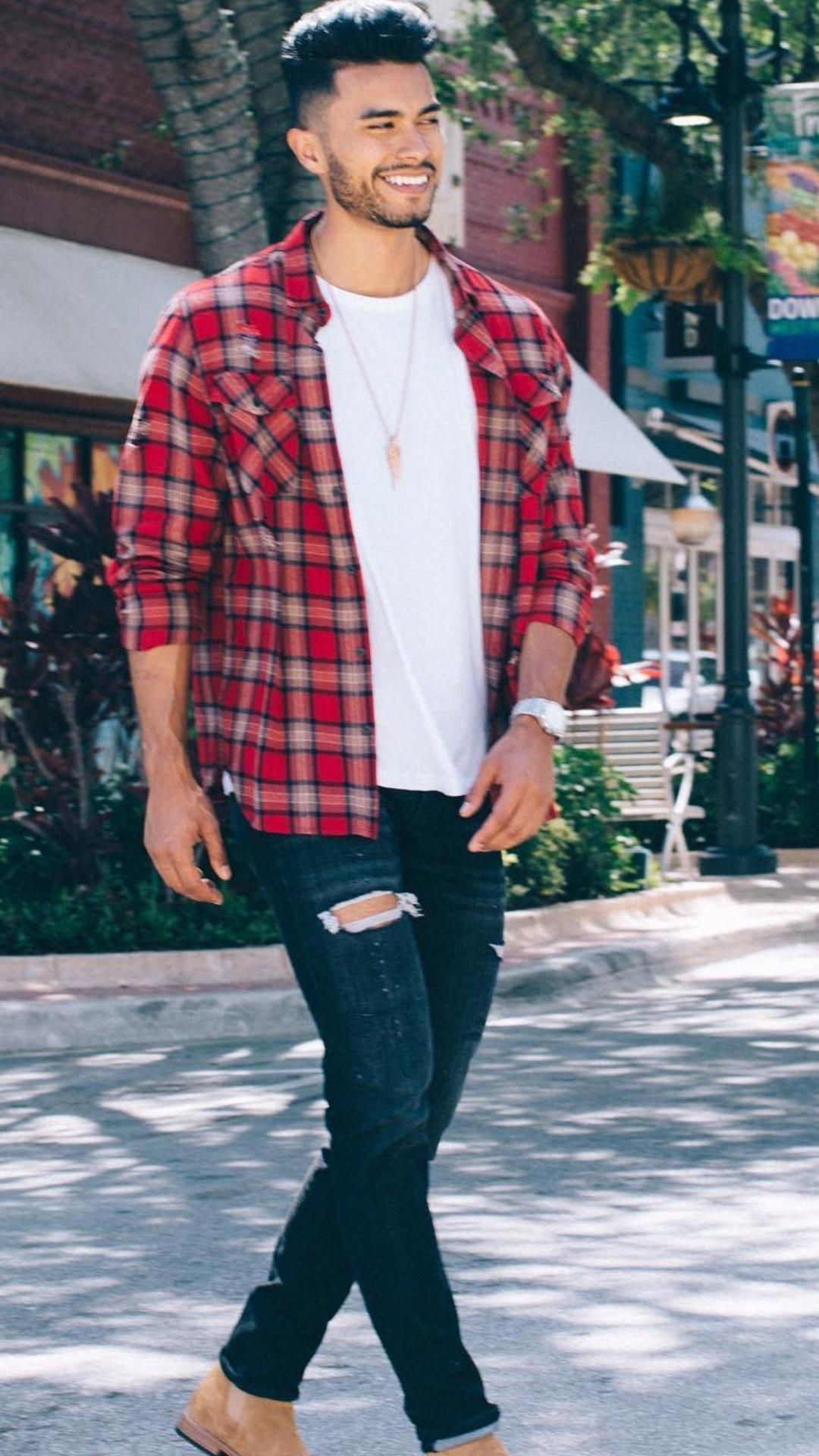 5_OUTFITS_TO_LOOKING_GREAT_IN_SHIRTS_8 Cute Outfits for Skinny Guys - Styling Tips With New Trends