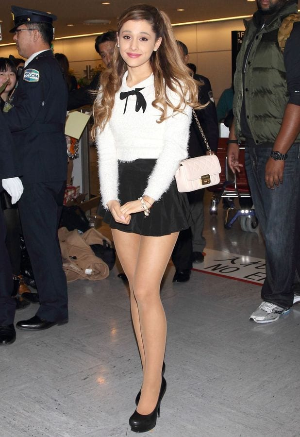 96f9d1008e8479fc9330c97f3b7a90a2 20 Cutest Ariana Grande Outfit Combinations Every Girl Will Love