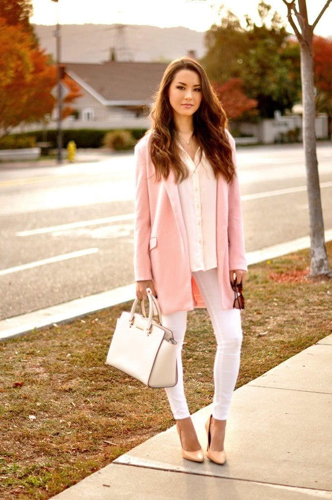 Beautiful-Models-in-Pink-Dress-680x1024 Cute Pink Outfits-20 Best Dressing Ideas with Pink Outfits