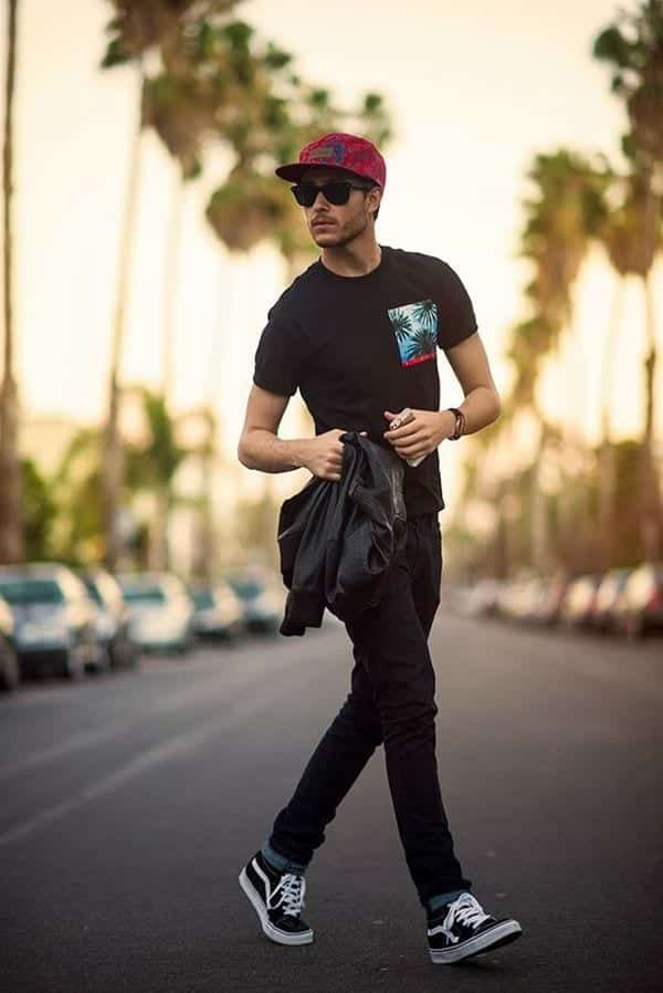 cute outfits for skinny guys  styling tips with new trends