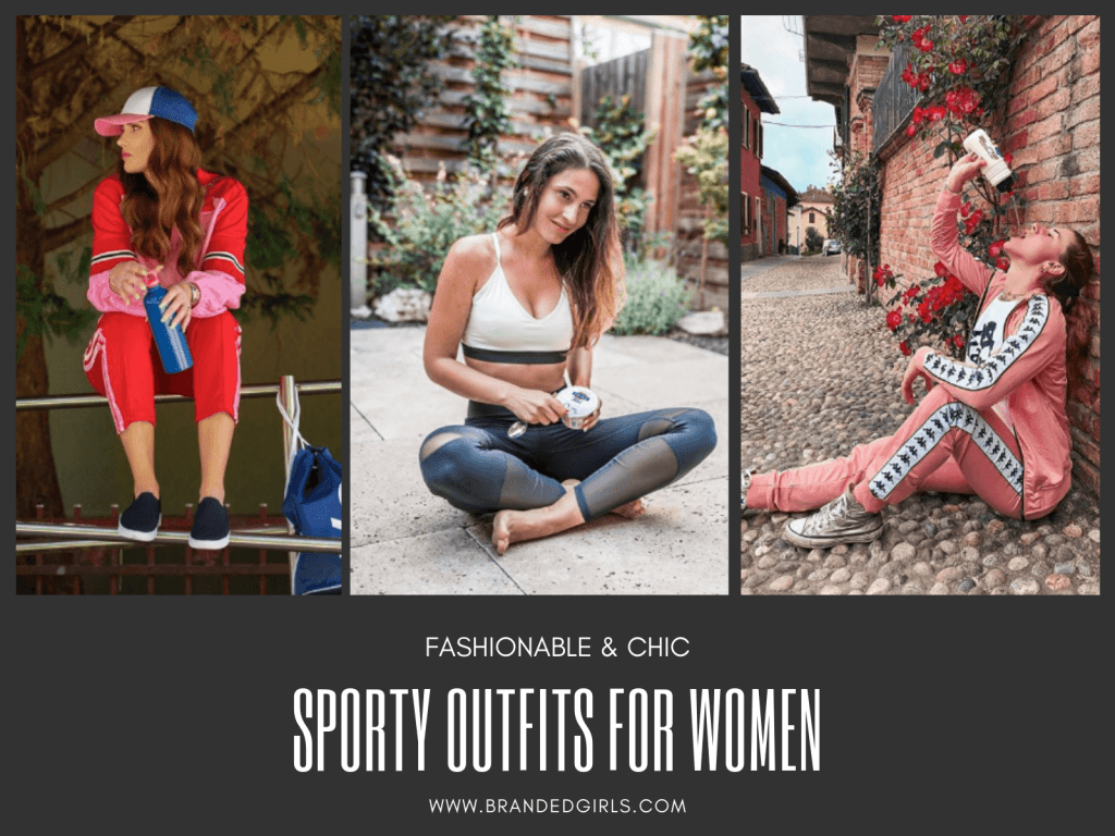 SPORTY-OUTFITS-FOR-GIRLS-1024x768 Women Sporty Style-30 Ways to Get a Fashionable Sporty Look