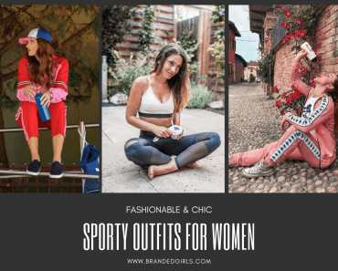 women sporty outfit ideas