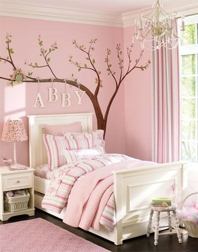 A303f96eaecdca71556d7095b40d5f74 18 Cute Pink Bedroom Ideas For S Diy Decoration Tips