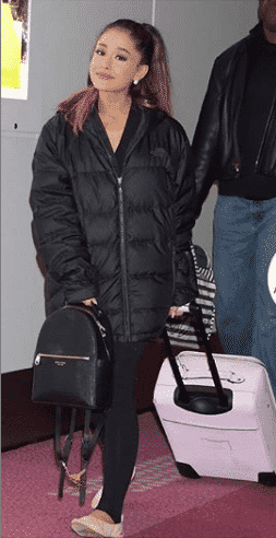 airport-look 32 Cutest Ariana Grande's Outfits That Every Girl will Love