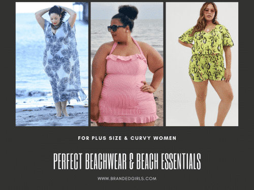 beach-outfits-for-plus-size-women-500x375 20 Gorgeous Beachwear Outfits for Plus Size Ladies This Year