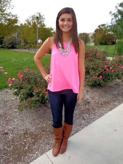 c14b66bf2938ccb4a33d7c73b6171d4c Cute Pink Outfits-20 Best Dressing Ideas with Pink Outfits