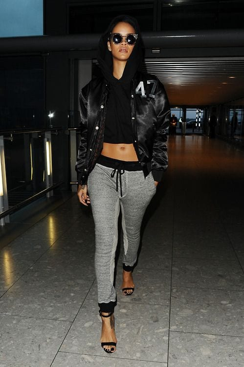 celebrities-sporty-look Women Sporty Style-30 Ways to Get a Fashionable Sporty Look