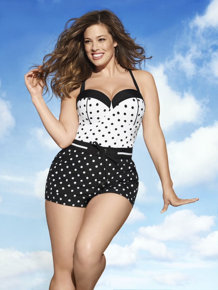 de2adab1da5d32211ef18ee341bdb292 20 Gorgeous Beachwear Outfits for Plus Size Ladies This Year