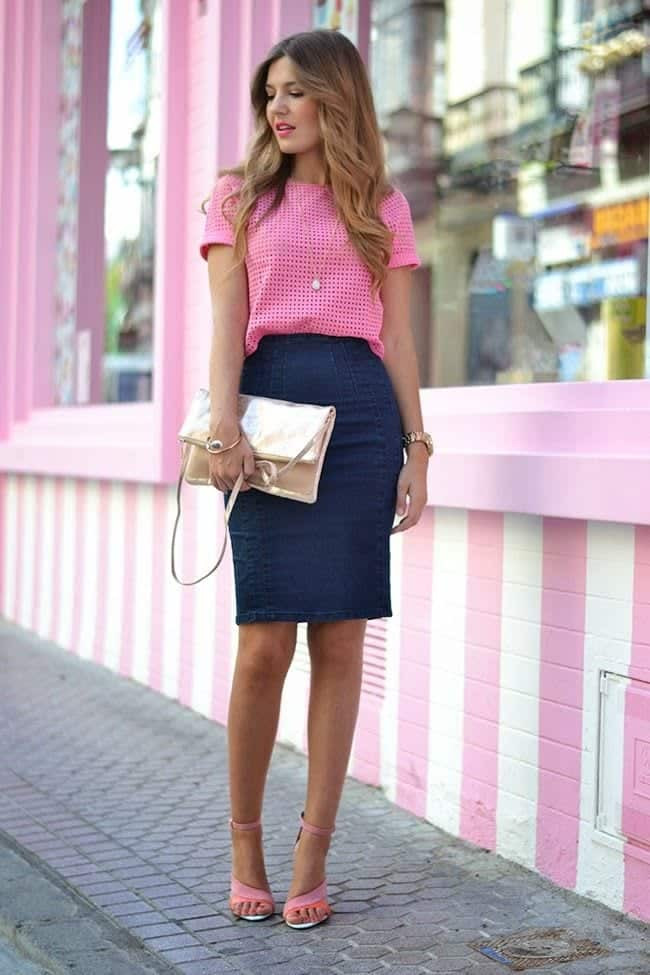 f6c9146e653ac3cd7686818cb539c055 Cute Pink Outfits-20 Best Dressing Ideas with Pink Outfits