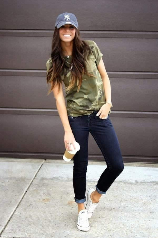 how-to-dress-like-sports-girl Women Sporty Style-30 Ways to Get a Fashionable Sporty Look