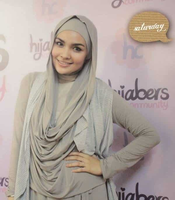 how-to-wrap-hijab-for-round-face 17 Cute Hijab Styles for Round Face With Simple Tutorials