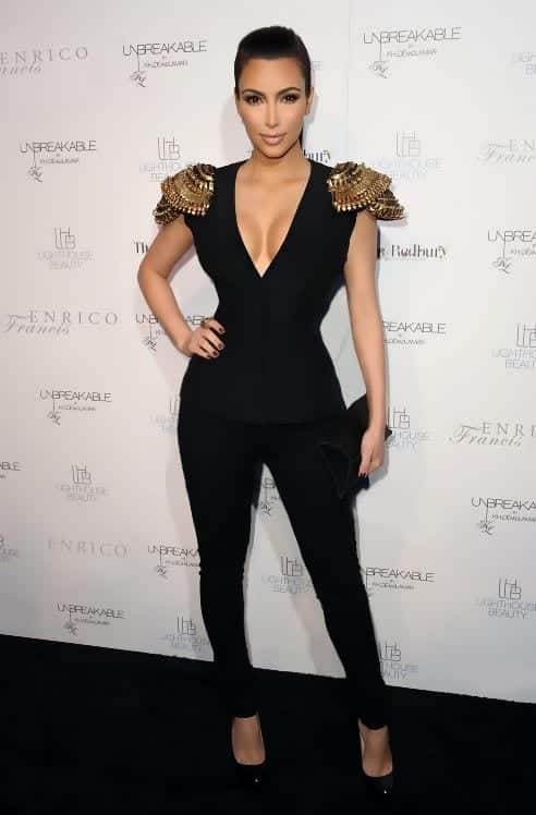 k11 30 Most Stylish Kim kardashian's Outfits Rocking Social Media