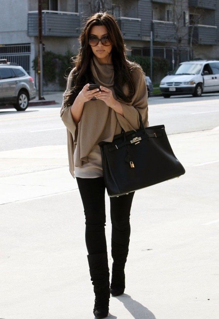 k2-702x1024 30 Most Stylish Kim kardashian's Outfits Rocking Social Media