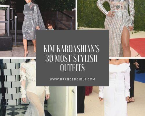 kim-kardashians-30-stylish-outfits-500x400 30 Most Stylish Kim Kardashian Outfits - Style Transformation