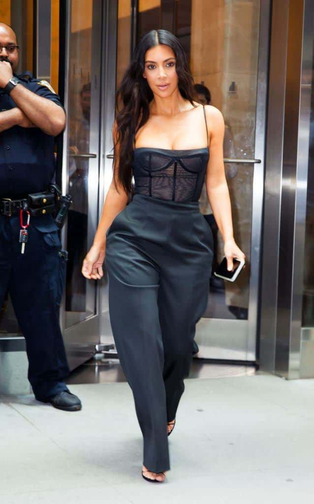 30 Most Stylish Kim Kardashian Outfits , Style Transformation