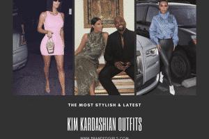 30 Most Stylish Kim Kardashian Outfits Style Transformation