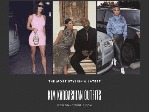 latest-kim-kardashian-outfits-500x375 30 Most Stylish Kim Kardashian Outfits - Style Transformation