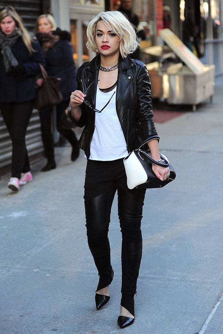 25 most popular winter street style outfit ideas for women Fashion celebrity street style