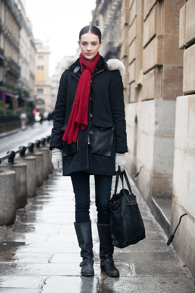 w1 25 Most Popular Winter Street Style Outfit Ideas for Women