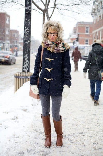 w12 25 Most Popular Winter Street Style Outfit Ideas for Women