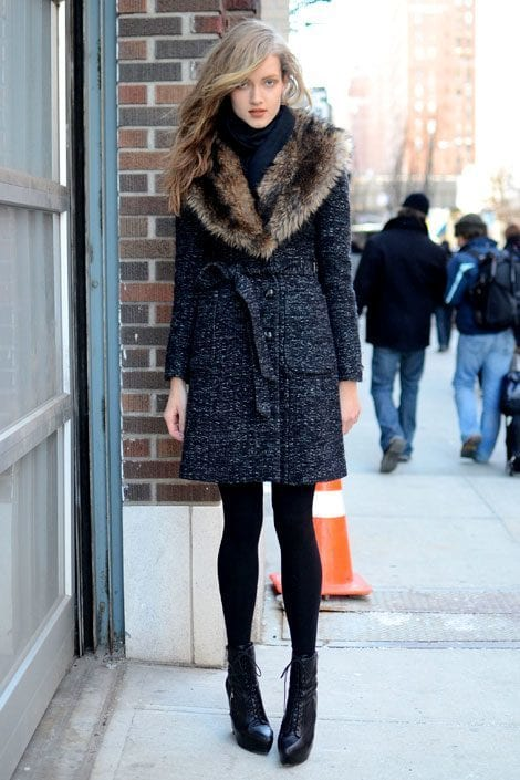w15 25 Most Popular Winter Street Style Outfit Ideas for Women