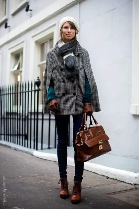 w7 25 Most Popular Winter Street Style Outfit Ideas for Women