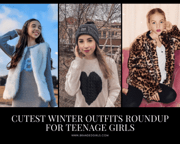 winter outfits for teen girls
