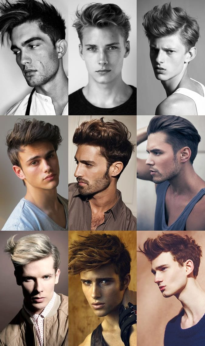 Men undercut hairstyles