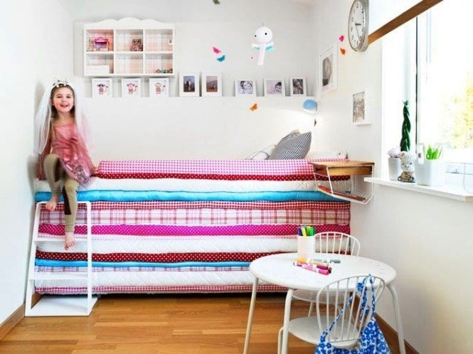 Princess-and-the-Pea-themed-room-665x498 Kids Room Decoration Ideas- 12 DIY Ideas Your Kids will Love