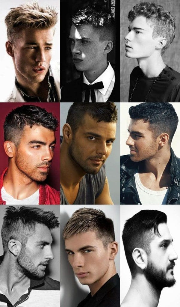Short-hairstyles-for-guys-601x1024 Latest Men Hairstyles- 150 Most Trending Hairstyles for Men