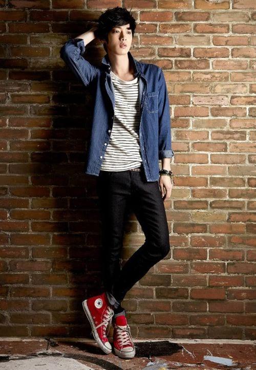 0a7bf0b95aafcba60b5b8c86c4cd5ddf Korean Men Fashion Styles-20 Outfits Inspired By Korean Men