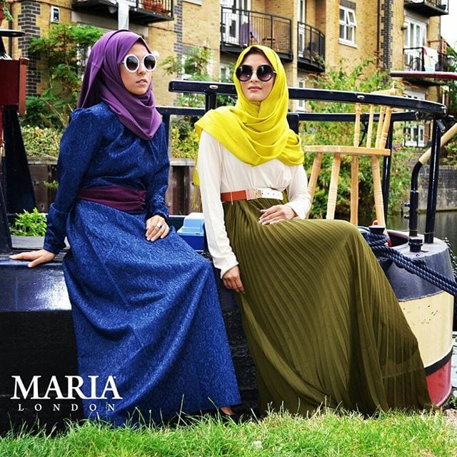 11856566_961371807257011_138855921_n Hijab Skirt outfits-24 Modest Ways to Wear Hijab with Skirts