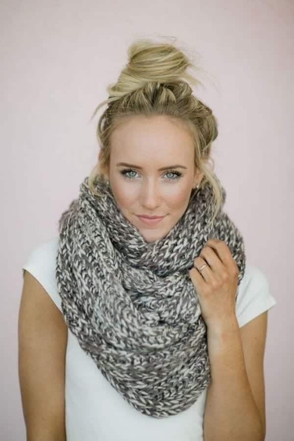 2015-Scarf-Trend-Forecast-for-Fall-Winte 5 Trendy Scarves Wrapping Styles to Compliment Your Outfit