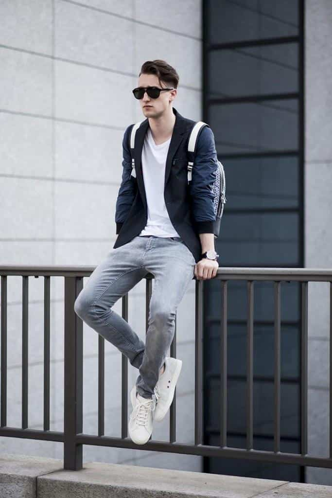 3eeecb94d5d9f7289f826b2b3134c062-683x1024 15 Cute Outfits for University Guys-Hairstyles and Dressing