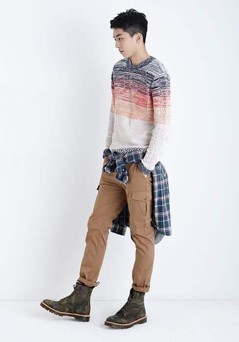 78202d40161e45c474892d5aabdb5346 2019 Korean Men Fashion-20 Outfit Ideas Inspired By Korean Men