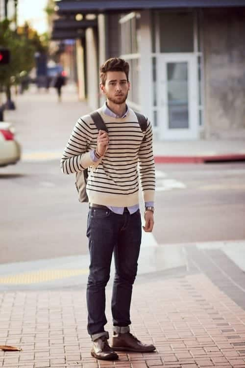 799e425c505bc5848ef36943204ce581 15 Cute Outfits for University Guys-Hairstyles and Dressing