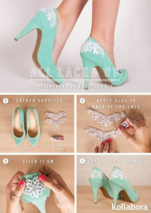 7fa4641069cc891d6582f86fa11d61b4 30 Easy DIY Summer Fashion Ideas With Step by Step Tutorials