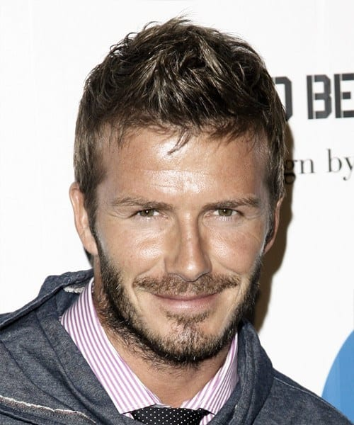 David-Beckham David Beckham Hairstyles-20 Most Famous Hairstyles of All the Time